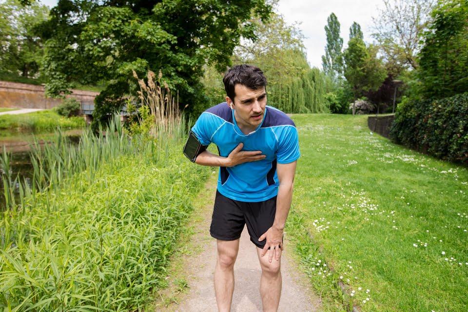 faccio fatica a correre