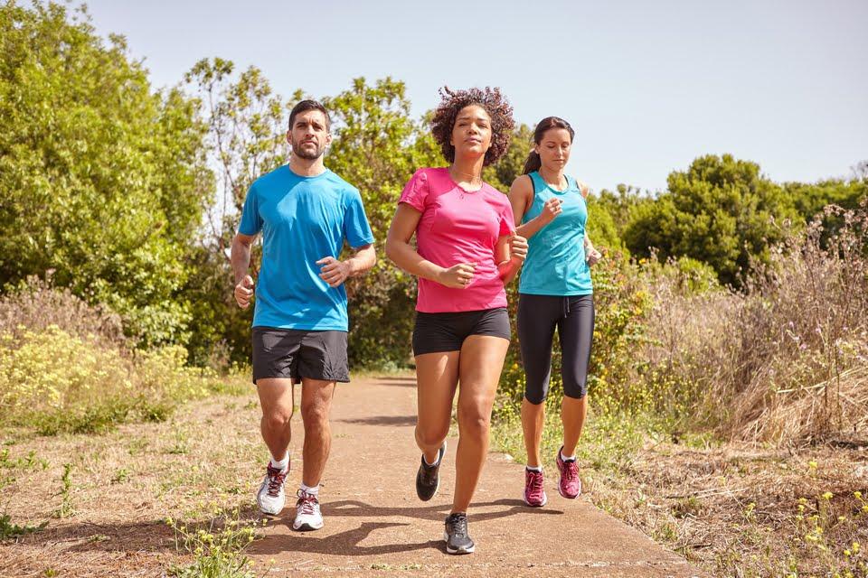 running o jogging