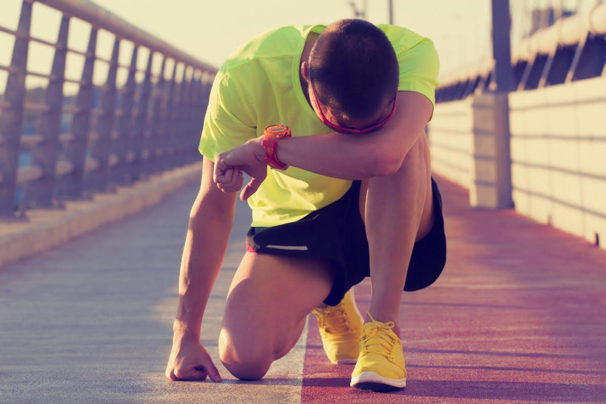 Maratona: le sensazioni iniziali