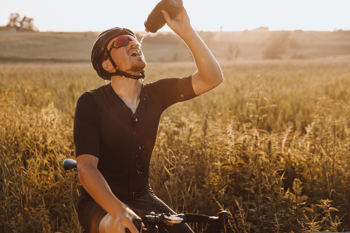 Ciclismo estivo per l'amatore
