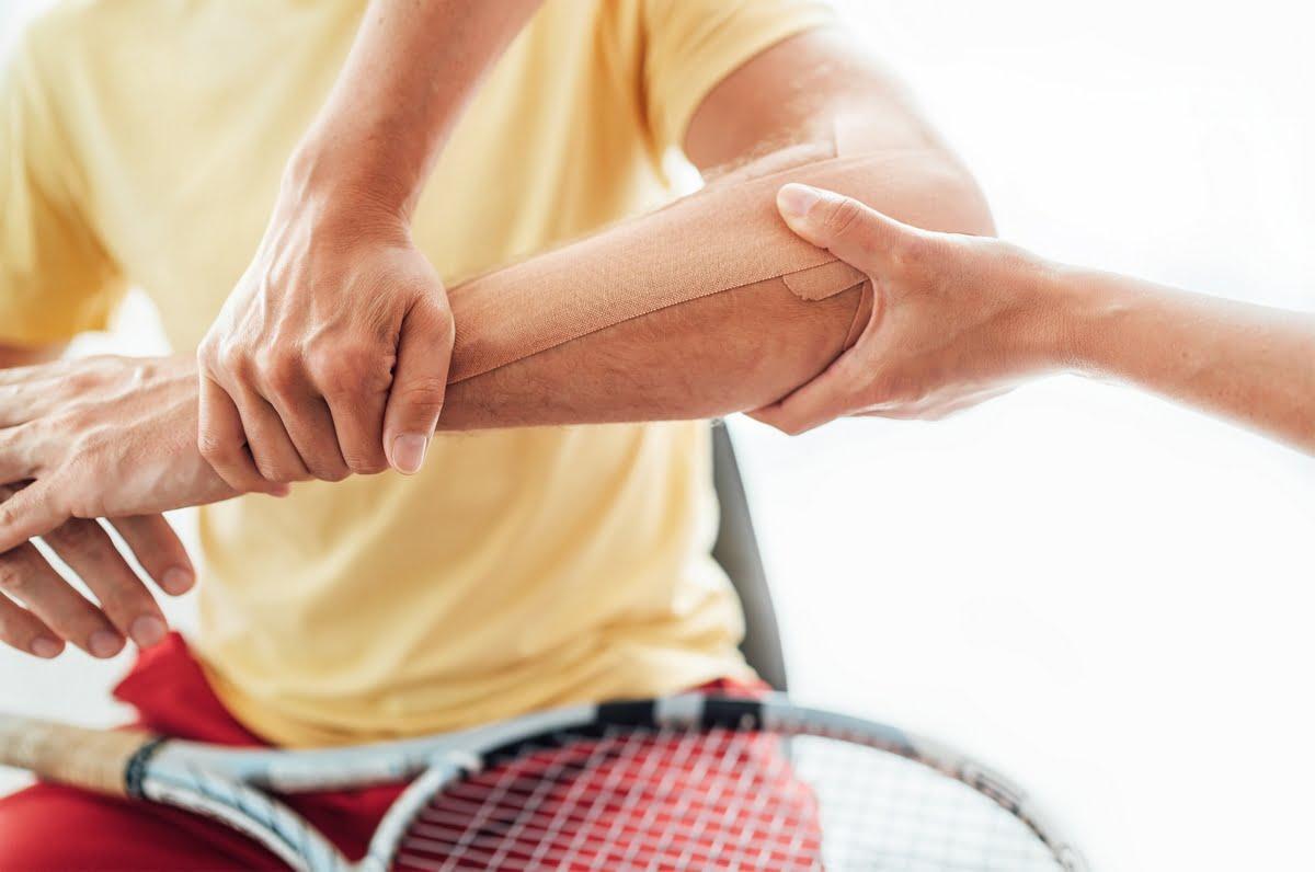 Epicondilite - gomito del tennista