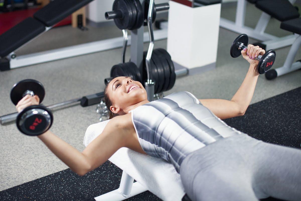 esercizi per il seno