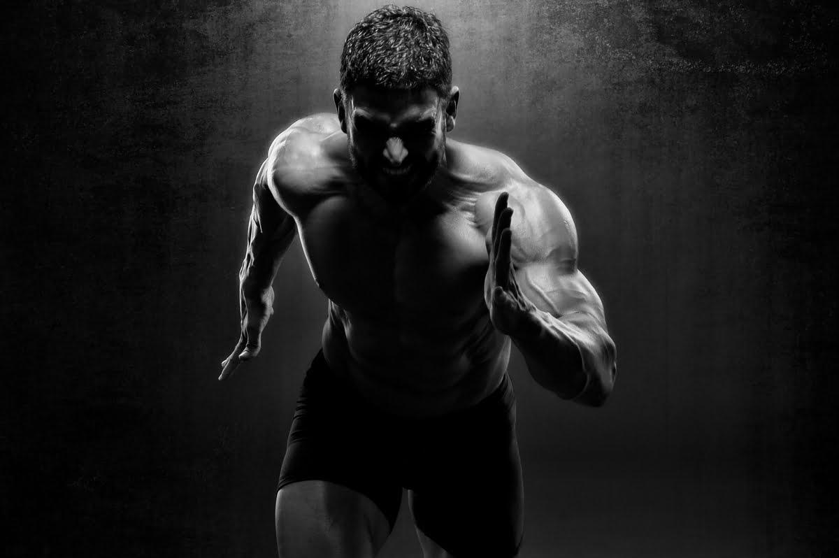 Running o body building