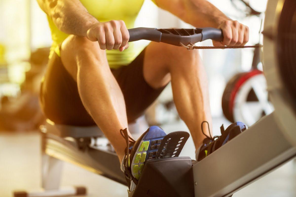 Indoor rowing e corsa