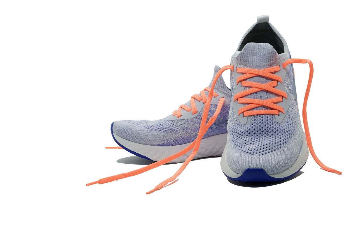Cambio delle scarpe da running