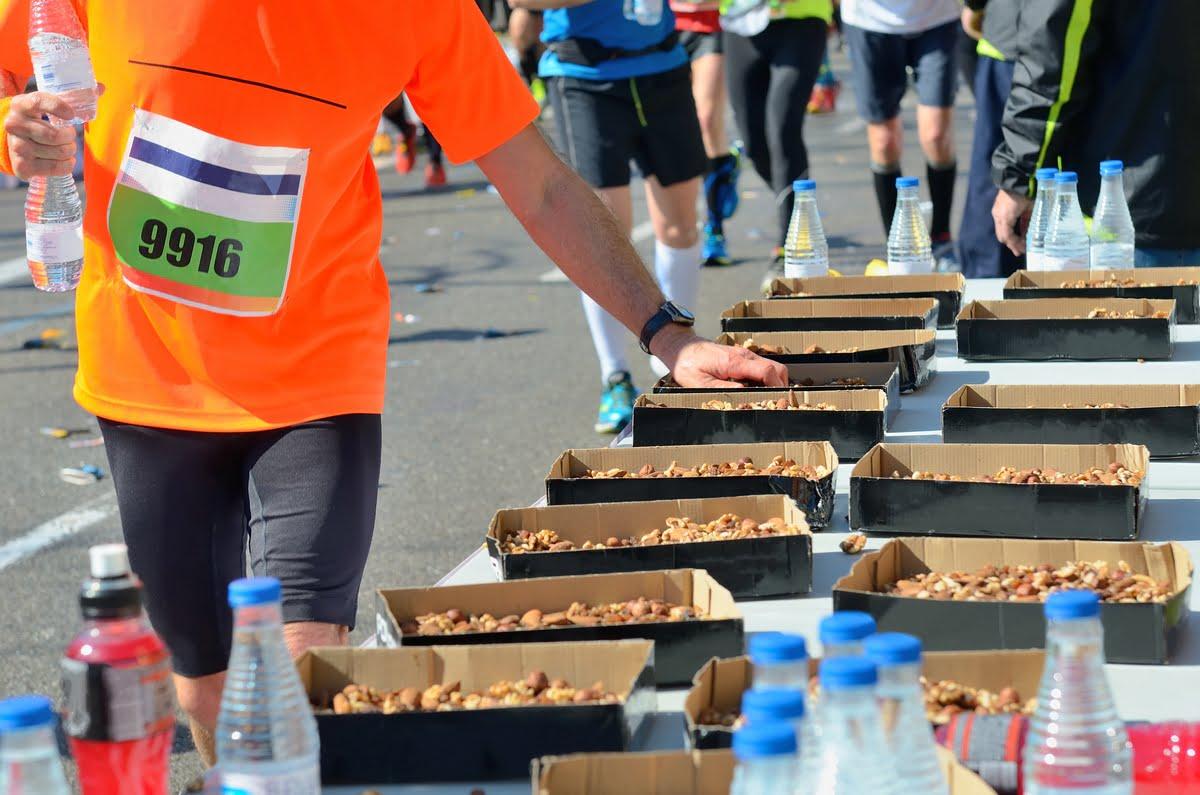 Carboidrati in maratona