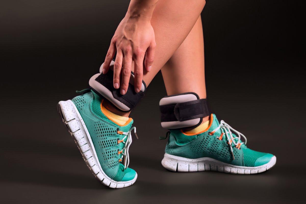 Corsa con i pesi - Correre con i pesi