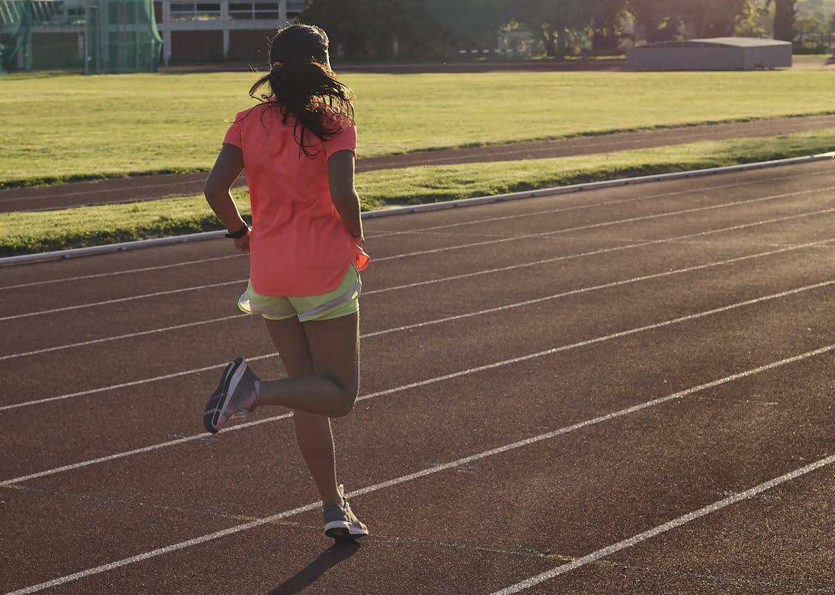 Corsa all'indietro