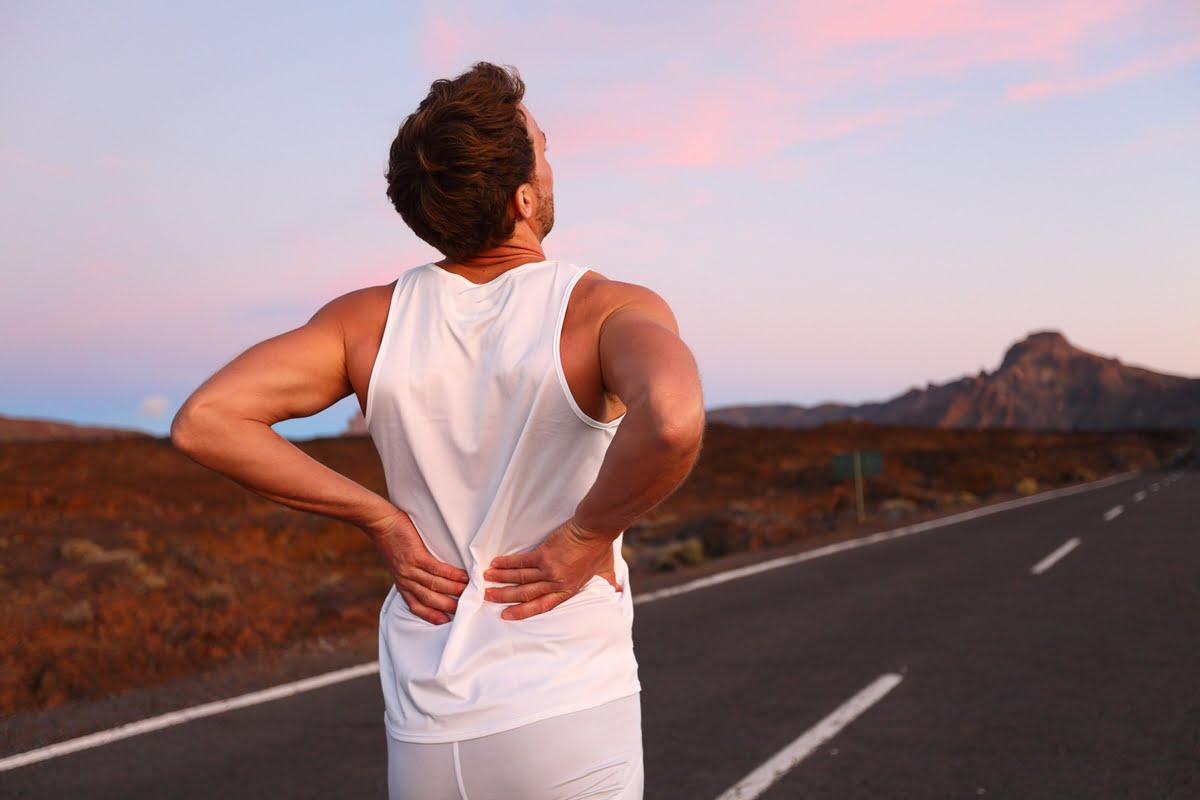 mal di schiena e corsa