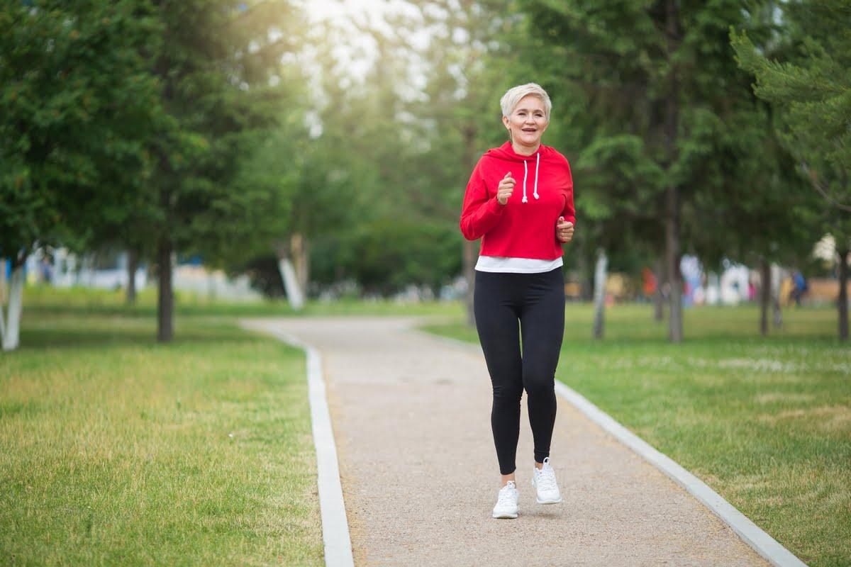 Corsa e menopausa