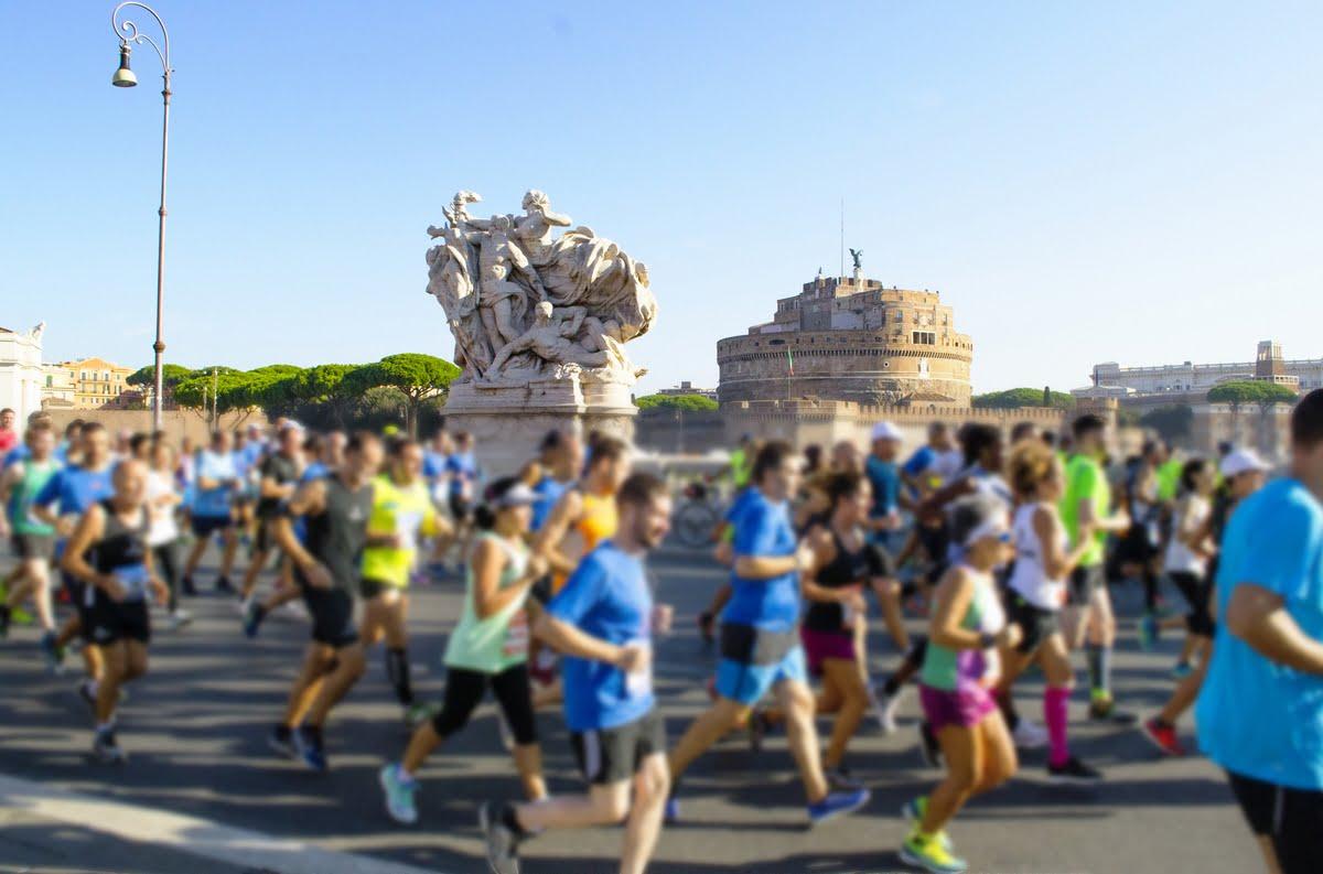 maratona e turismo