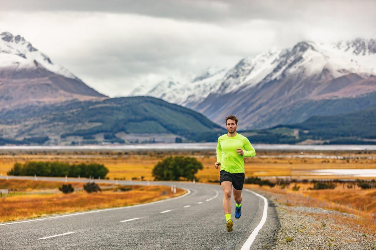 Maratona programma Forrest Gump
