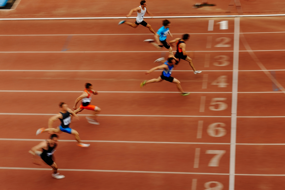 Record del mondo dei 100 m