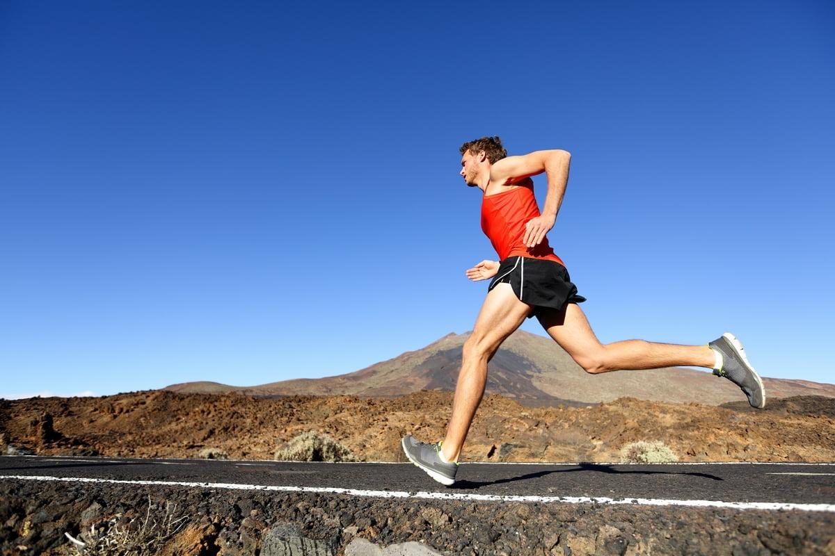 Consumo calorico della corsa