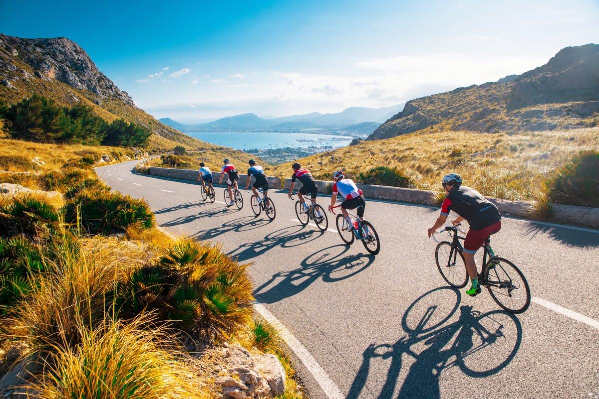 Ciclismo stare a ruota