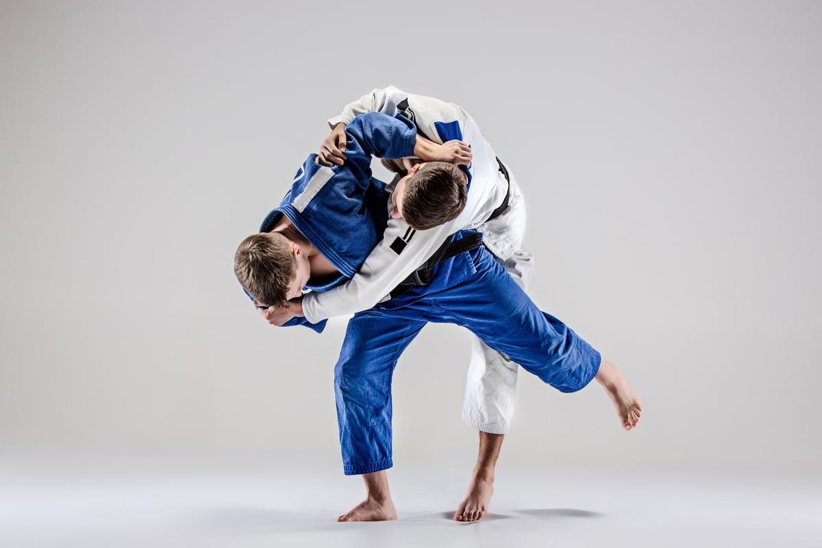 Judo combattimento