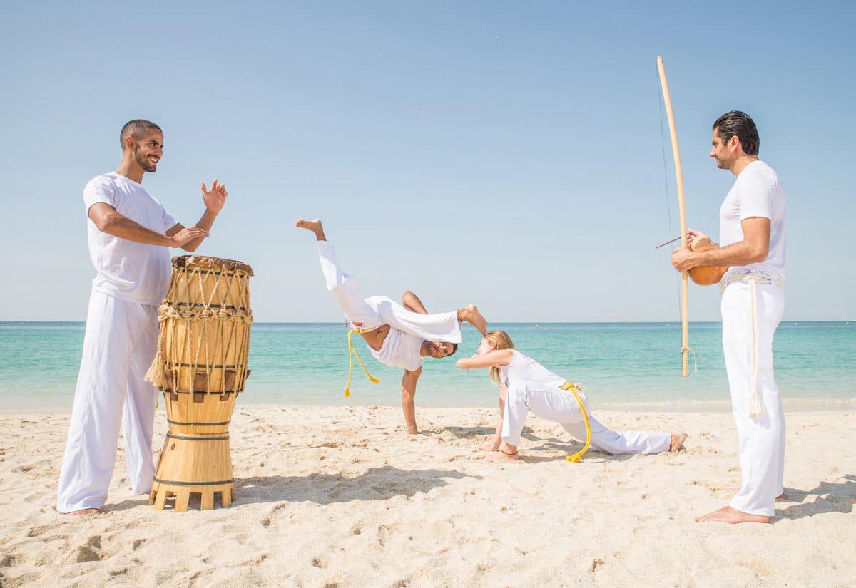 Capoeira musica