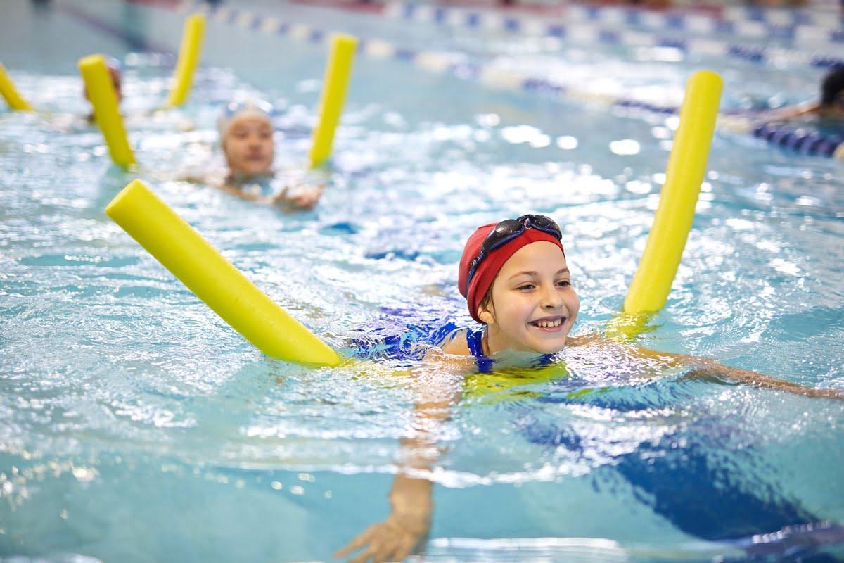 Bambini e nuoto